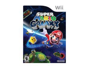 Super Mario Galaxy Wii Game Nintendo