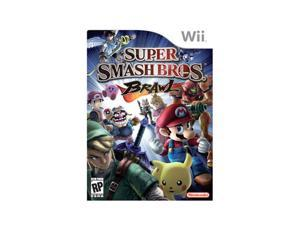 Super Smash Bros: Brawl Wii Game Nintendo