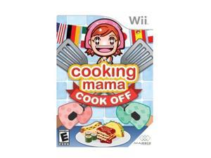 Cooking Mama: Cook Off Wii Game