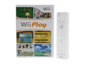 Wii Play with Wii Remote Wii Game Nintendo