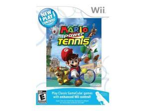 New Play Control! Mario Power Tennis Wii Game Nintendo