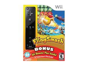 FlingSmash w/Wii Remote Plus Bundle Wii Game