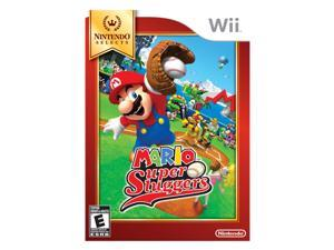 Mario Super Sluggers Wii Game