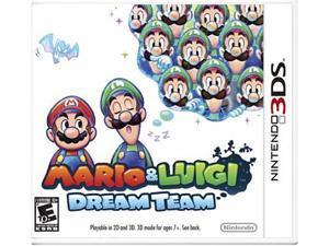 Mario & Luigi: Dream Team Nintendo 3DS Game