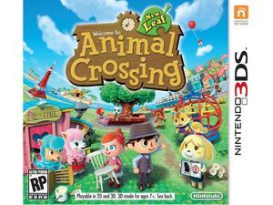Nintendo Selects: Animal Crossing New Leaf Welcome Amiibo - Nintendo 3DS
