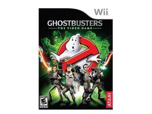 Ghostbusters The Video Game Wii Game SIERRA