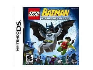 Lego Batman Nintendo DS Game Warner Bros. Studios