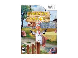 Chicken Shoot Wii Game