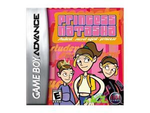 Princess Natasha: Student, Secret Agent, Princess GameBoy Advance Game DSI GAMES