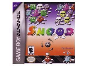 Snood GameBoy Advance Game DSI GAMES