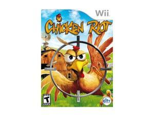 Chicken Riot Wii Game City Interactive