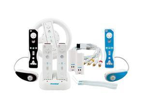 dreamGEAR Players Kit 11 In 1 Bundle Pack for Wii