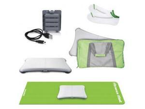 dreamGEAR Wii Fit 5-in-1 Fitness Bundle