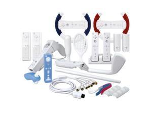 dreamGEAR Mega Deal Pack 20 In 1 for Wii