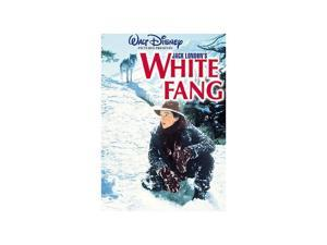 White Fang (DVD / Closed-captioned / PAL)