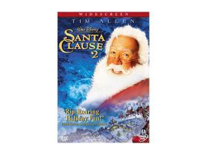 The Santa Clause 2 (DVD / WS 1.85 / DTS / DD 5.1 / FR-SP-DUB) Tim Allen&#59; Molly Shannon&#59; Elizabeth Mitchell&#59; Eric Lloyd&#59; David Krumholtz&#59; Spencer Breslin&#59; Aisha Tyler&#59; Wendy Crewson&#59; Judge Reinhold&#59; Ar