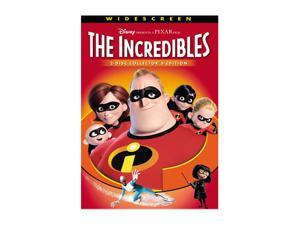 The Incredibles(DVD / WS / 2 DISC) Craig T. Nelson, Samuel L. Jackson, Holly Hunter, Jason Lee, Bret 'Brook' Parker