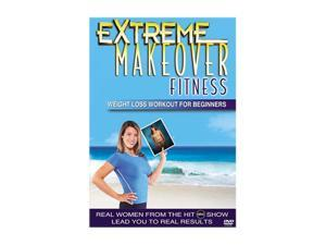 Extreme Makeover Fitness - Weight Loss Workout for Beginners(DVD / Full Screen) Sam Saboura, Anthony C. Griffin, Garth Fisher M.D., Darcy Gilmore, Dr. Brent Moelleken