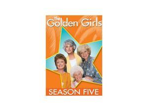 The Golden Girls: Season Five