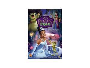 The Princess and the Frog (DVD / WS 1.78 / 5.1 Dolby / ENG-SUB / SP-Both)