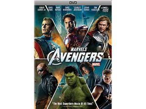 The Avengers (DVD) Robert Downey Jr., Chris Evans, Chris Hemsworth, Mark Ruffalo, Jeremy Renner
