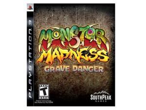 Monster Madness Playstation3 Game