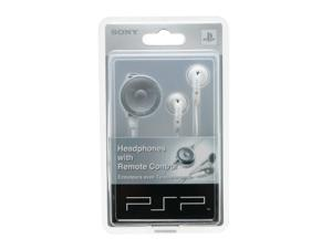 SONY PSP Headphones with Remote Control