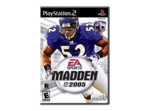 Madden 2005 PlayStation 2 (PS2) Game EA
