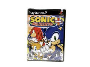 Sonic Mega Collection plus Game