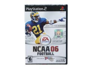 NCAA Football 06 PlayStation 2 (PS2) Game EA