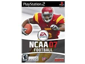 NCAA Football 2007 PlayStation 2 (PS2) Game EA