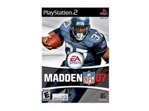 Madden 2007 PlayStation 2 (PS2) Game EA