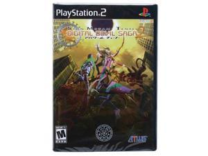 Shin Megami Tensei: Digital Devil Saga 2 PlayStation 2 (PS2) Game ATLUS
