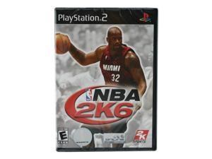 NBA 2K6 PlayStation 2 (PS2) Game 2K Games