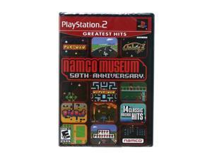Namco Museum: 50th Anniversary game