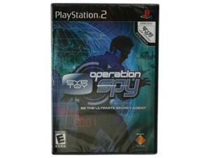 SpyToy PlayStation 2 (PS2) Game SONY