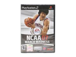 NCAA March Madness 07 PlayStation 2 (PS2) Game EA