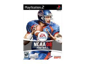 NCAA Football 08 PlayStation 2 (PS2) Game EA