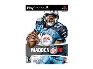 Madden 08 Playstation 2 Game EA