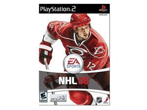 NHL 08 PlayStation 2 (PS2) Game EA
