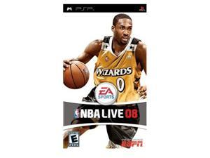 NBA Live 2008 PSP Game EA