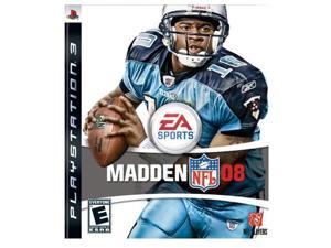 Madden NFL 08 Playstation3 Game