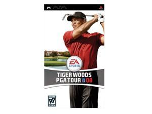 Tiger Woods 2008 PSP Game EA
