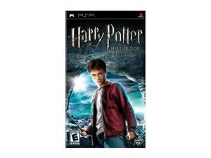 Harry Potter and the Half Blood Prince PSP Game EA