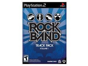 Rock band Track pack Vol 1 PlayStation 2 (PS2) Game EA