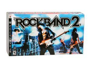 Rock Band 2 Bundle Playstation3 Game