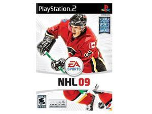 NHL 2009 Playstation 2 Game EA