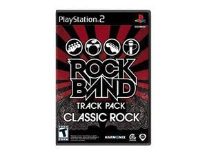 Rock Band: Classic Rock Track Pack Game