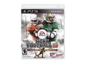 NCAA football 2013 Playstation3 Game EA