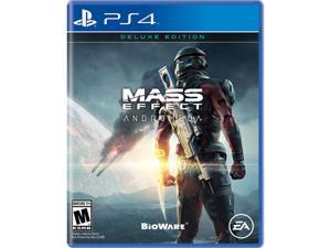 Mass Effect: Andromeda Deluxe Edition - PlayStation 4